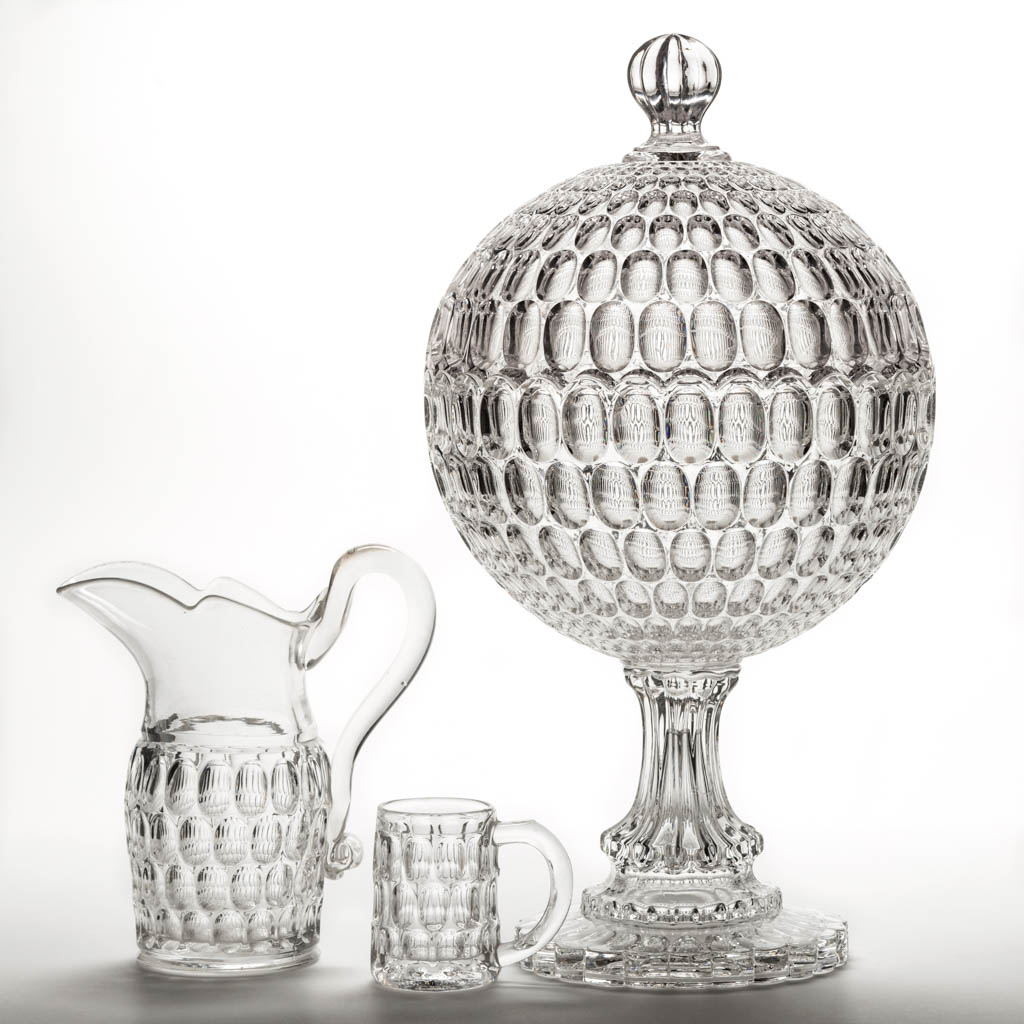 Announcing Our Twenty-fourth Annual Fall Auction of EAPG & other 19th Century Glass September 27-29, 2018